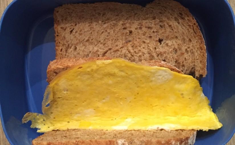 Wat tussen de boterham?